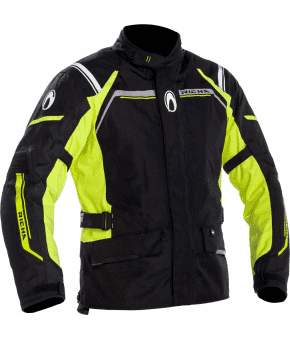 STORM 2 JACKET Black/Yellow